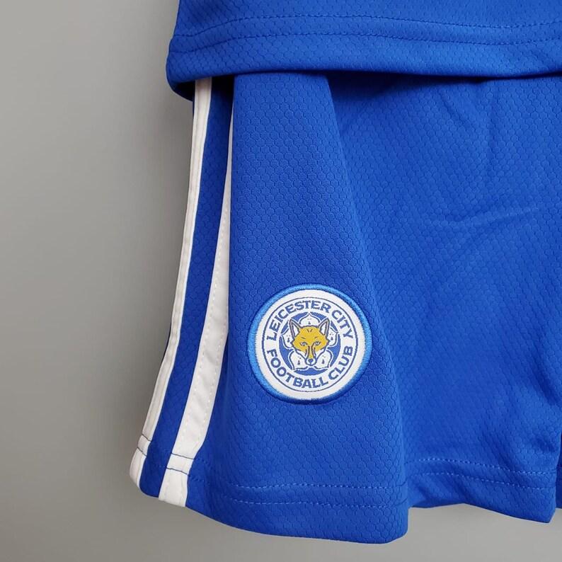 Leicester City Jersey Soccer Football Shert kit kids S-XXL T-Shirt 2021 New