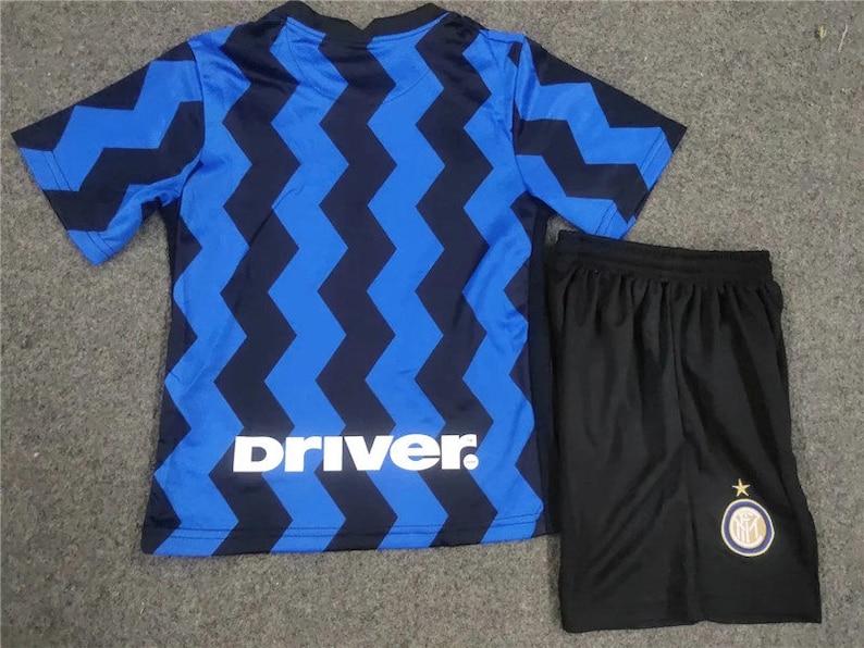 Inter Milan Jersey Soccer Football Shert kit kids S-XXL T-Shirt 2021 New
