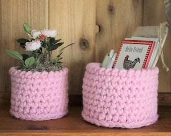 Nesting Baskets, Spring Decor, Easter Basket, Mother's Day Gifts, Gift for Her, Farmhouse Baskets, Country Basket