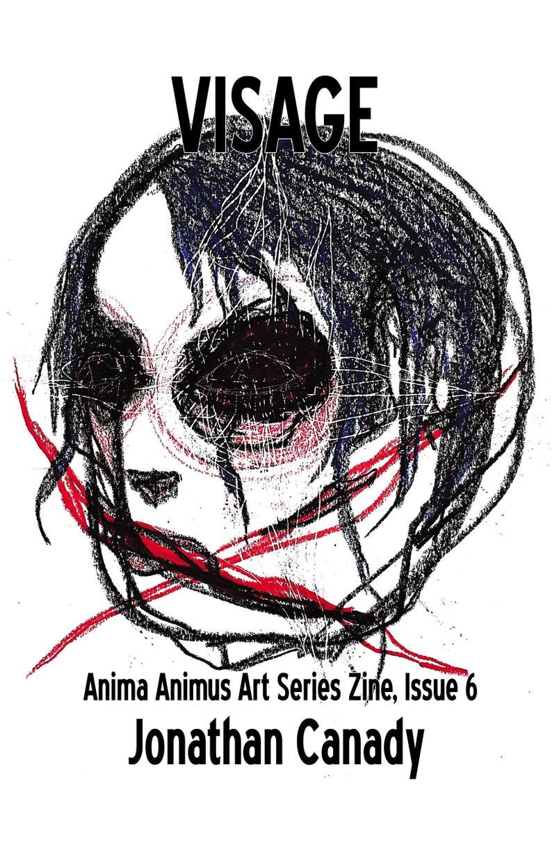 VISAGE: Anima Animus Art Series Zine 6 image 0