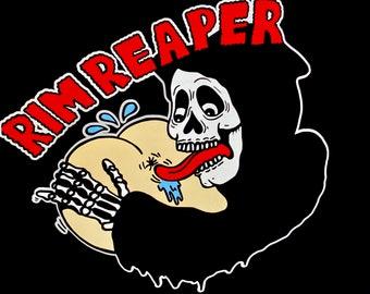 The gruesome Rim Reaper!  Haha