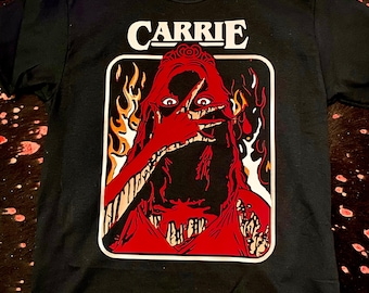 Carrie and her Dirty pillows! Tee, hoodie, sticker