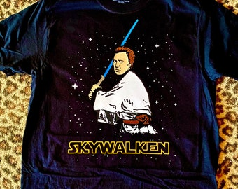 SKYWALKEN! Luke + Walken = SKYWALKEN tee or hoodie