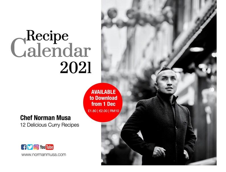 CNM Recipe Calendar 2021 image 0
