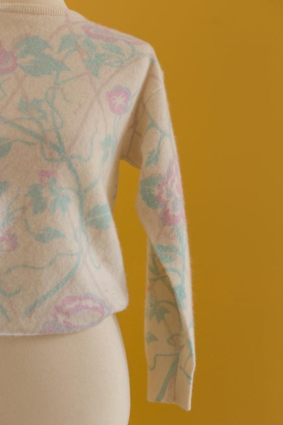 Vintage Halston sweater - image 5
