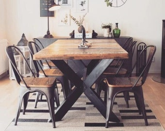 Rustic Dining Table, Rustic Dining Room Sets