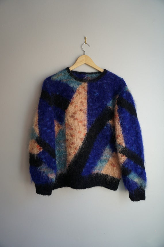 80s Mohair Sweater