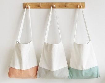Canvas Tote Bag,Canvas Bags,Women'S Shoulder Bags,Simple Canvas Bags,Eco-Friendly Shopping Bags