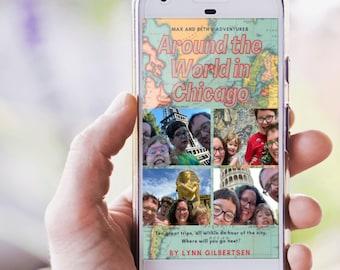 Around the World in Chicago Travel Guide, Volume 1 - Digital Download