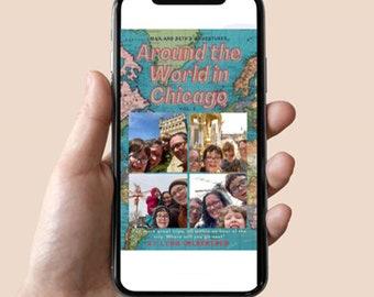 Around the World in Chicago Travel Guide, Volume 2 - Digital Download