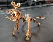 welded art