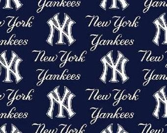Yankees Valance Etsy
