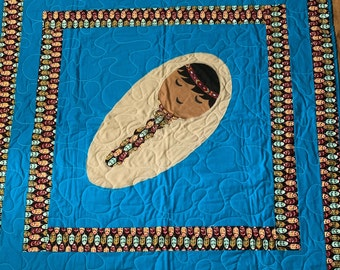 Papoose Baby Quilt