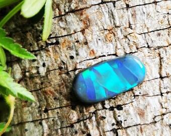 Opale noir Australienne 0.55 carat