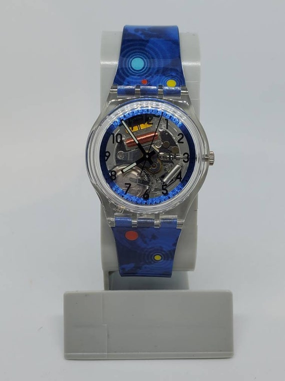 Vintage Swatch watch/Access Special/ KeyWatch Func