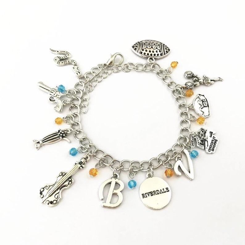 CLEARANCE Riverdale Charm Bracelet