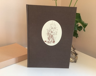 Two Years Before the Mast by Richard Dana. Folio Society Book. Author's memoir - sea voyage from Boston to California 1834. Fine Condition