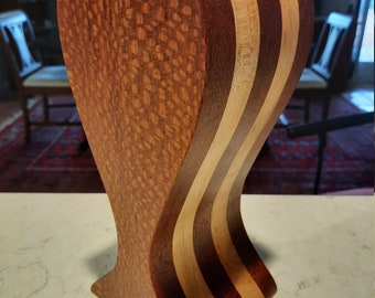 Headphone Stand - Amazing Wood!