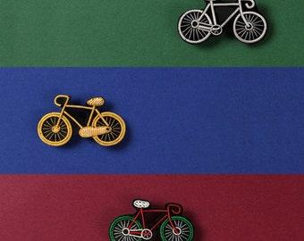 SPILLA dorata BICICLETTA Ciclismo