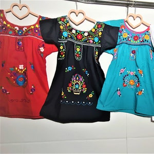 Mali Indigo Hand made Dress \\\\ Lola \\\\ Girls Handmade Outfit SIZE 3 \\\\ African kids clothes