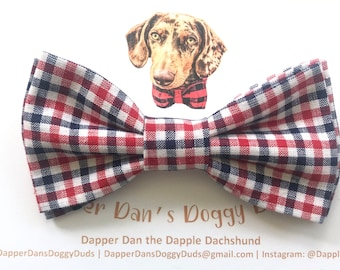 Americana Bow Tie for Dogs