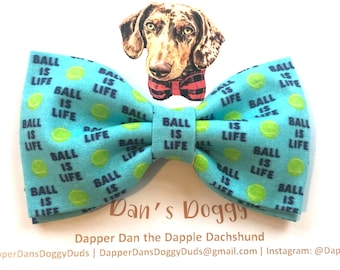 Where's the Ball Bow Tie for Dogs