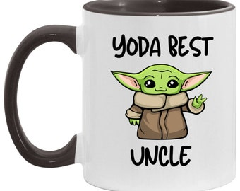 Details about  /Yoda Best Long Jumper Ever Gift Mug You Are Family Christmas