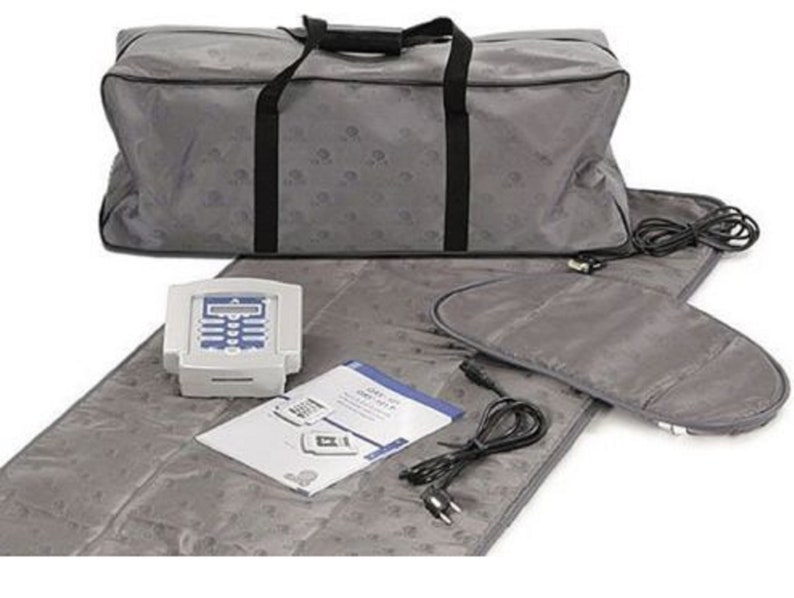 QRS PEMF Pulsed Electromagnetic Field Therapy Mat FREE image 0