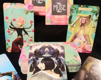 The Muse Tarot Deck by Chris-Anne