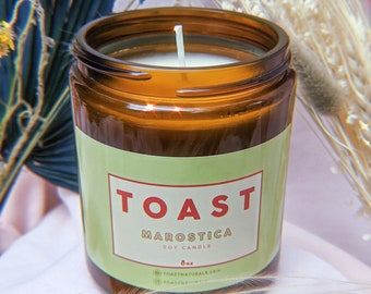 Marostica Soy Candle (8 oz.)