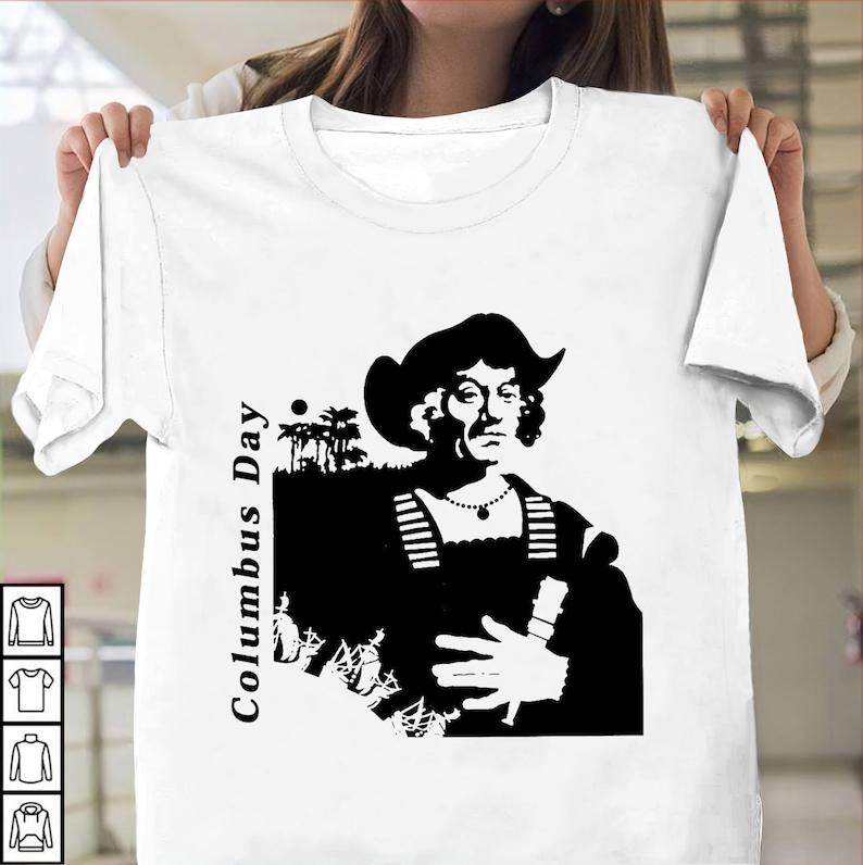 Columbus Day – Italian Pride T-Shirt Masswerks Store