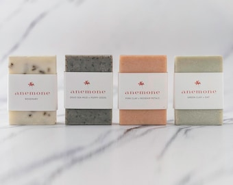 GIFT SET Pure All Natural Soap
