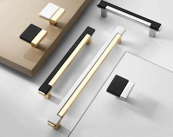 Unique Crystal Drawer Cabinet Knob Furniture Wardrobe Door Pull Handle Hardware