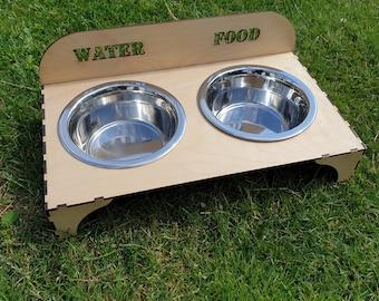 Pet Feeder, Dog Feeder, Cat Feeder, Pet Bowls,