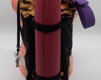 InBalance Workout/Yoga Bag - Japanese Maple