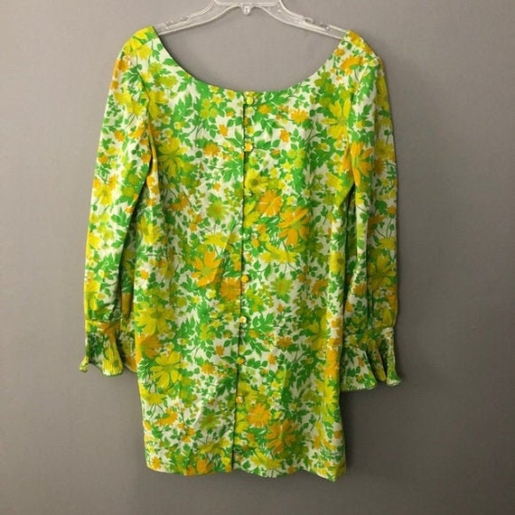 Vintage | Cole of California 1960's Floral Dress
