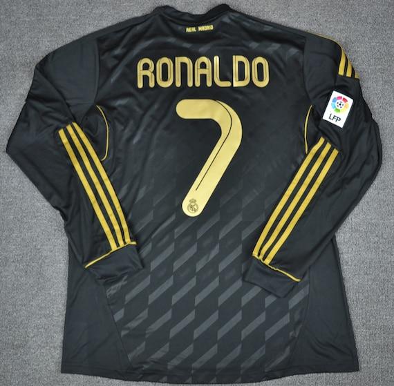 madrid ronaldo 2012 retro soccer jersey vintage fo