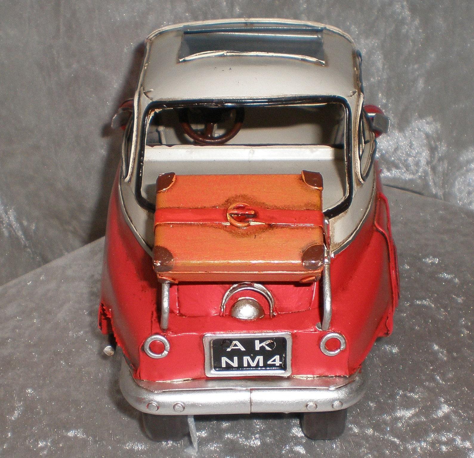 Isetta BMW Metall aus dem Jahr 1954 Handarbeit 24cm lang ...