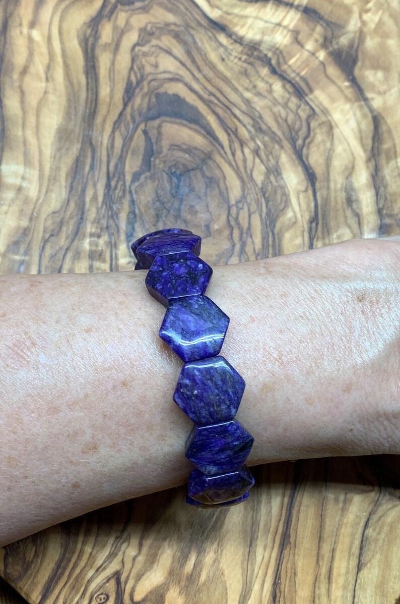 Charoite Bracelet BRC-0078