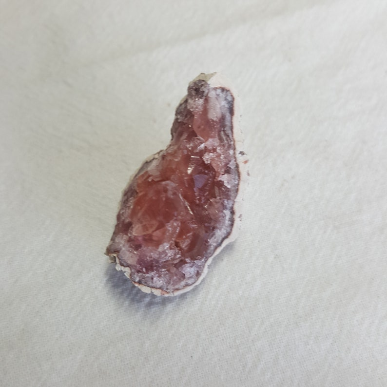 Pehuenches Approx. 1 12 Pink Amethyst Choique Mine Neuqu\u00e9n Argentina CRY-0042