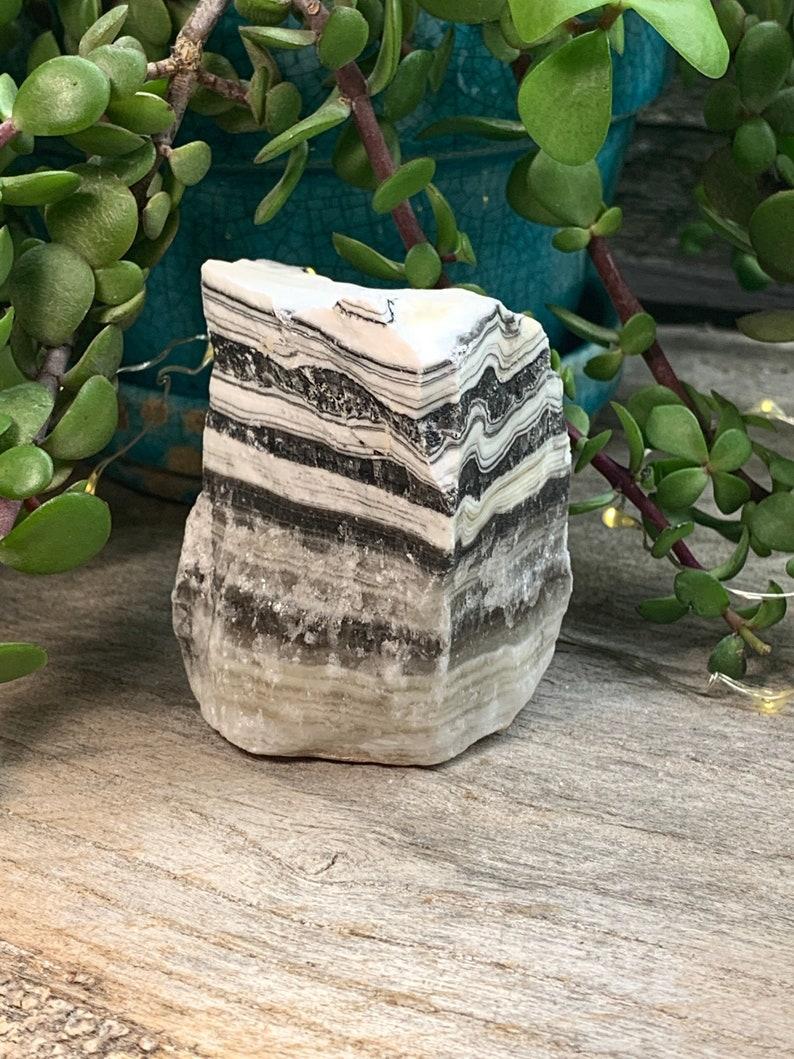 Raw Zebra Stone RAW-0284