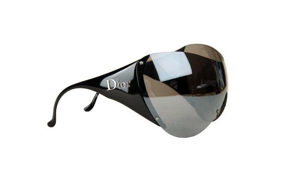 2000s Dior Ski 1 mask sunglasses / Vintage Y2K Di… - image 5