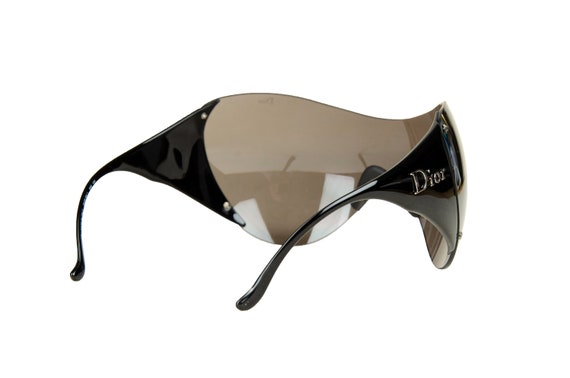 2000s Dior Ski 1 mask sunglasses / Vintage Y2K Di… - image 8