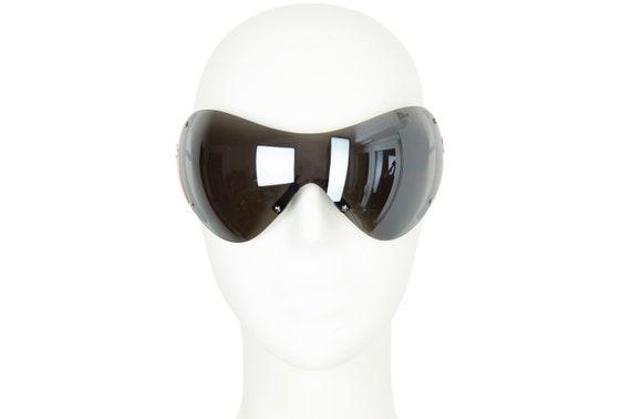 2000s Dior Ski 1 mask sunglasses / Vintage Y2K Di… - image 4