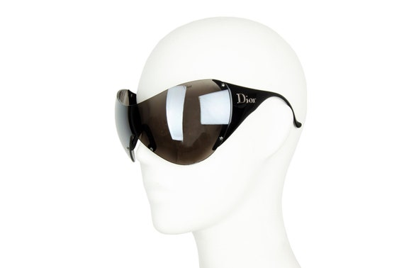 2000s Dior Ski 1 mask sunglasses / Vintage Y2K Di… - image 1