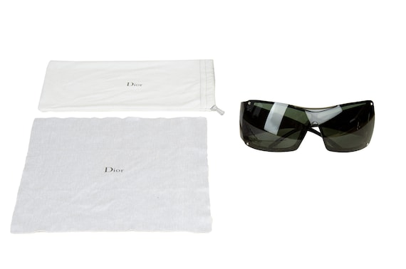 2000s Dior Overshine 2 sunglasses / Y2K Dior Gall… - image 10