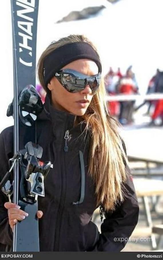 2000s Dior Ski 1 mask sunglasses / Vintage Y2K Di… - image 2