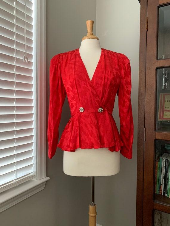 Vintage 1980s After Five Jacket