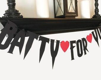 Spookytine's™ Batty For You Banner