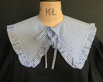 Oversized Detachable Collar